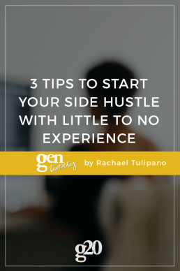 3 Ways I Started My Side Hustle With No Experience