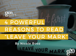 """G20Reads: 4 Reasons To Read Aliza Licht's """"Leave Your Mark"""""""