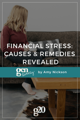 Financial Stress: The Causes, Impact, and Remedies Revealed