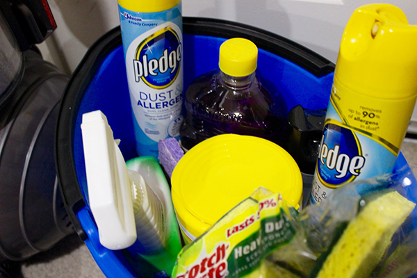"""Cleaning may be one of the least fun """"adulting"""" things to do, but it must be done!"""