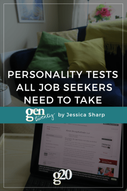 Two Personality Tests All Job Seekers Need to Take