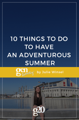 10 Things To Do To Have an Adventurous Summer (Plus enter to win $200 cash!)