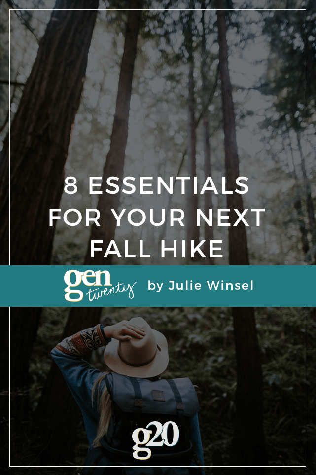 Essentials for Your Next Hike
