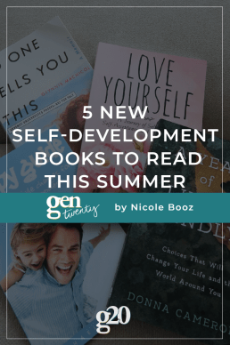 5 New Self-Development Books To Read This Summer