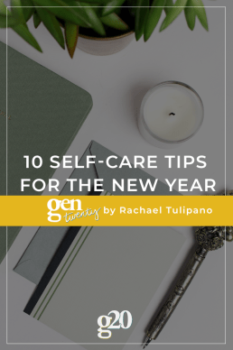 10 Self-Care Tips For The New Year
