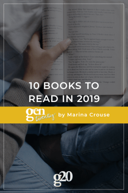 10 Books to Read in 2019