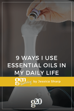 9 Ways I Use Essential Oils In My Daily Life