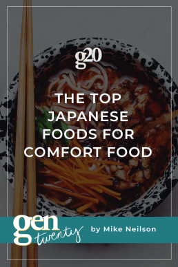 The Top Japanese Foods for Comfort Food