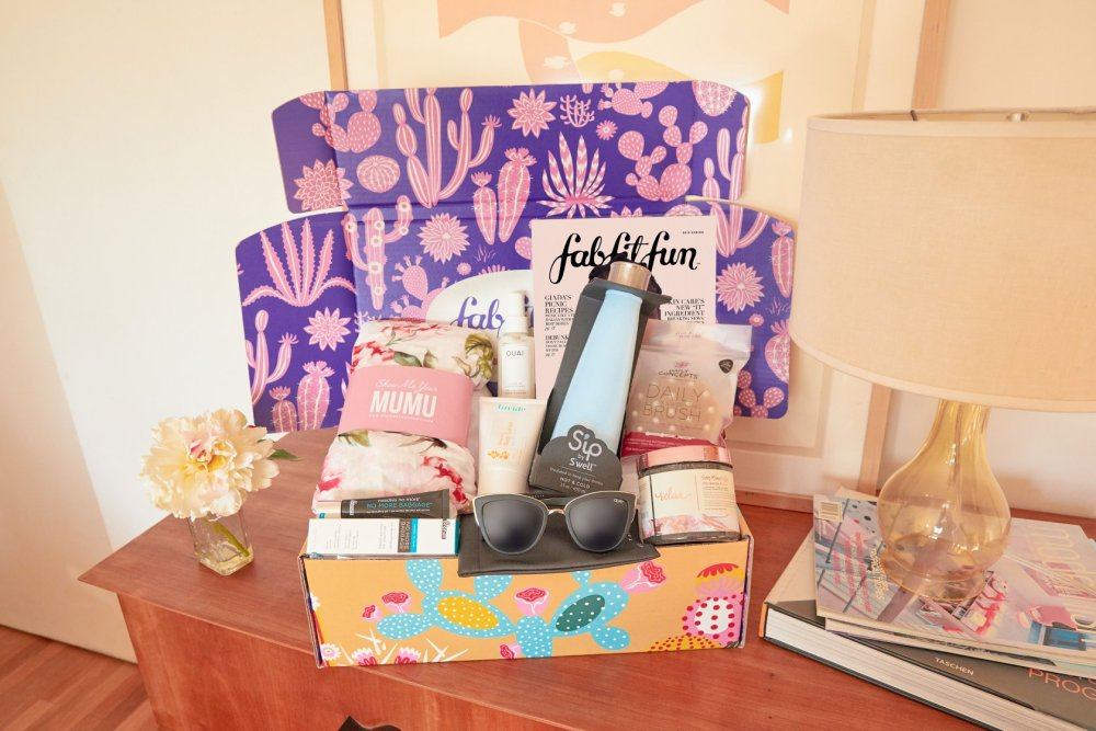 Spring 2019 FabFitFun Box Spoilers and Reveal