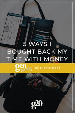 5 Ways I Bought Back My Time