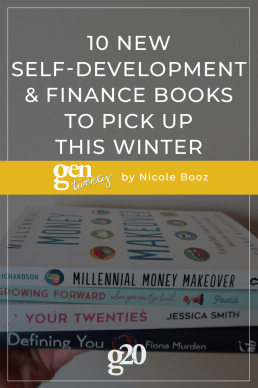 10 New Self-Development and Finance Books To Pick Up This Winter