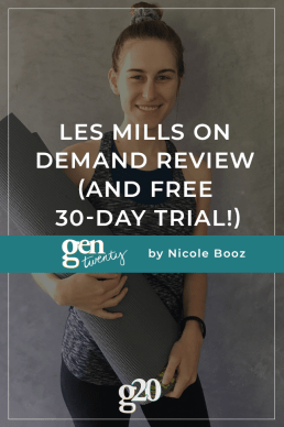 LES MILLS On Demand Review (and Free 30-Day Trial!)