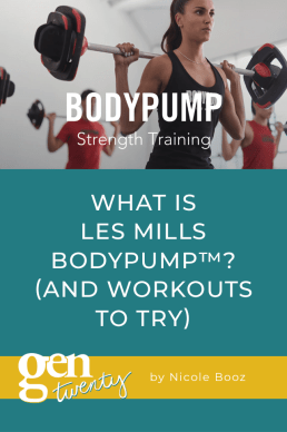 What Is LES MILLS BODYPUMP™?