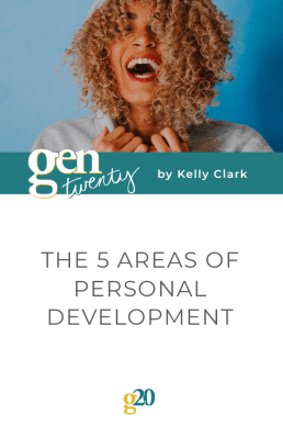 The 5 Areas Of Personal Development