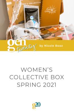 Women's Collective Box Spring 2021