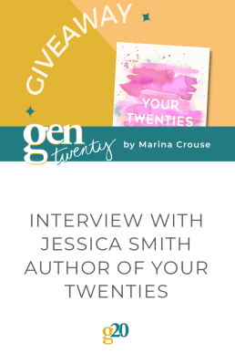 Interview with Jessica Smith Author of Your Twenties