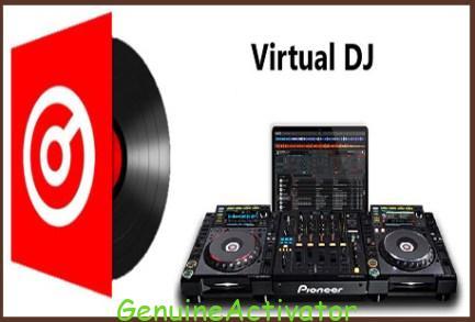 Virtual DJ Pro 2021 Crack 6705 Keygen With 8.6 Serial Number Key
