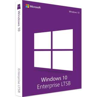 Windows 10 Enterprise LTSB-C 32+64 BIT