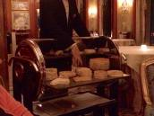 Cheese Trolley