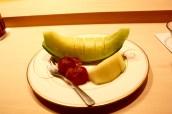 Musk Melon & Kyoto Grapes