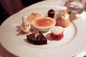 Assiete of Desserts