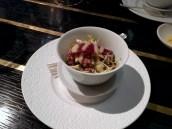 Salads Landais with crispy duck legs