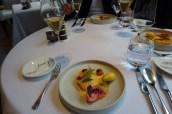 Muntjac Dumpling, Mustard Fruit