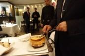 Gosht Dum Biryani - Lamb Biryani sealed with a pastry lid