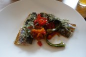 Mackerel, Tomatoes & Courgettes
