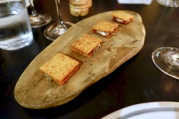Cheese and Truffle Sandwich