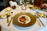 Seared duck Foie gras, morel mushrooms