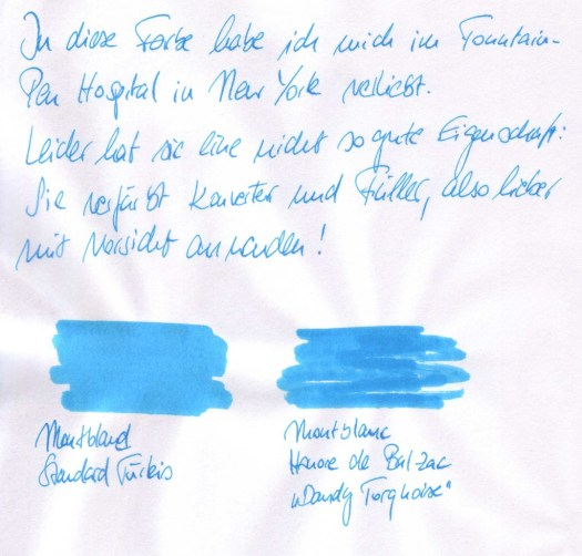 Private Reserve Daphne Blue Einleitung