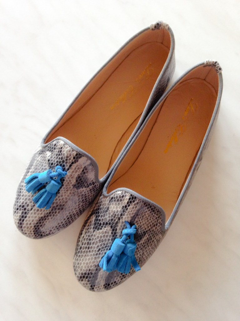 Lacos Collection Loafer Snake