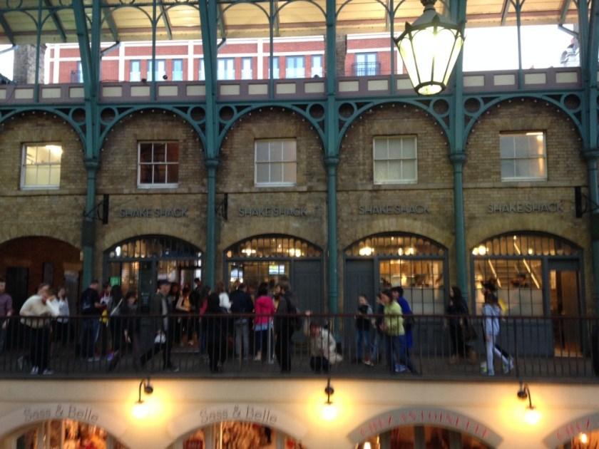 Shake Shack CoventGarden London