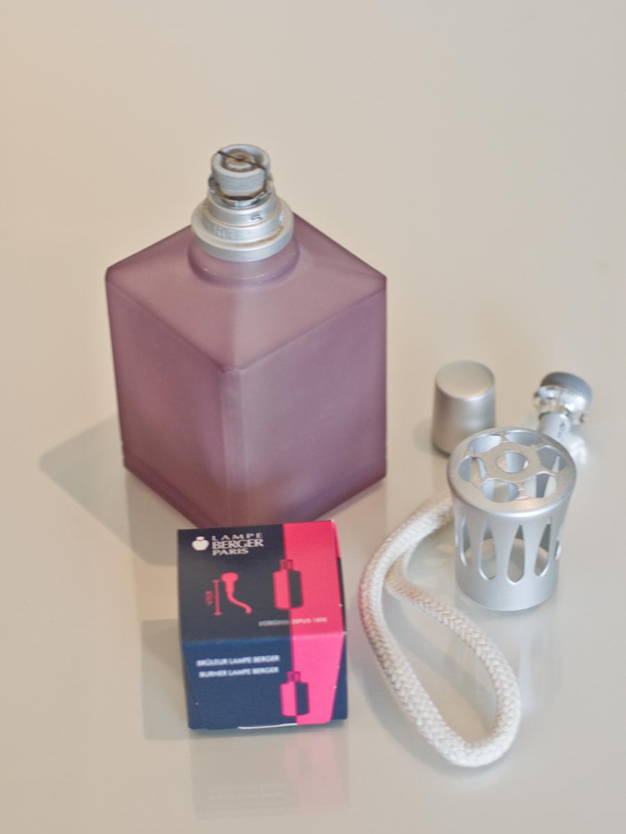 review lampe berger raumduft genussgeeks. Black Bedroom Furniture Sets. Home Design Ideas
