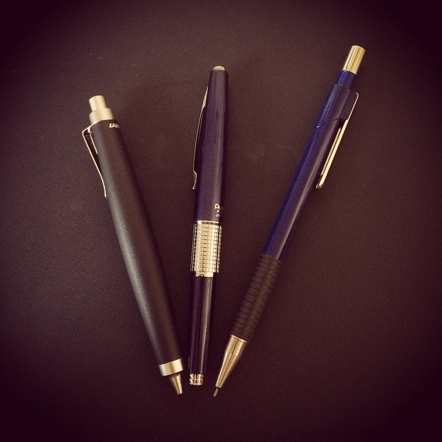 New addiction: Mechanical pencils #pencil #stationerylover #stationeryporn #pen #paper #journal #writing