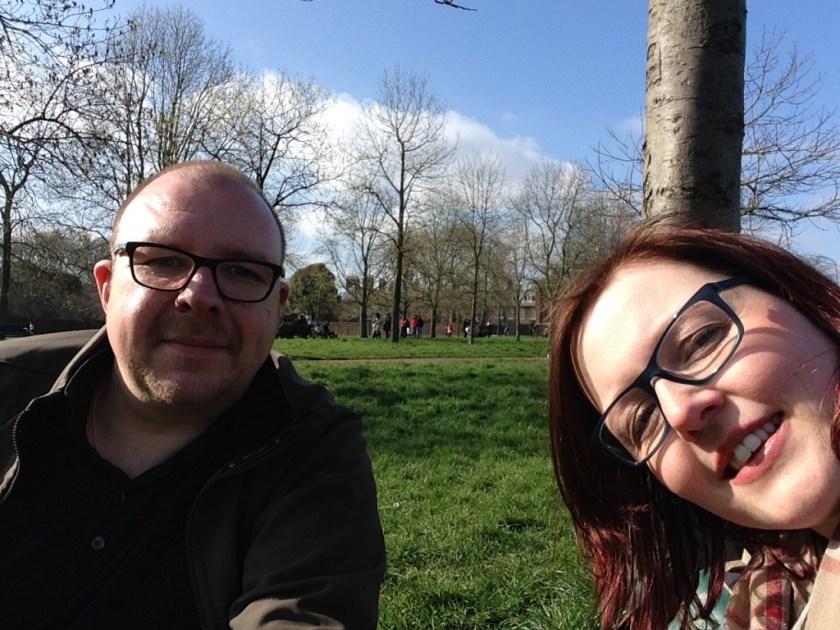 genussgeeks at Kensington Garden