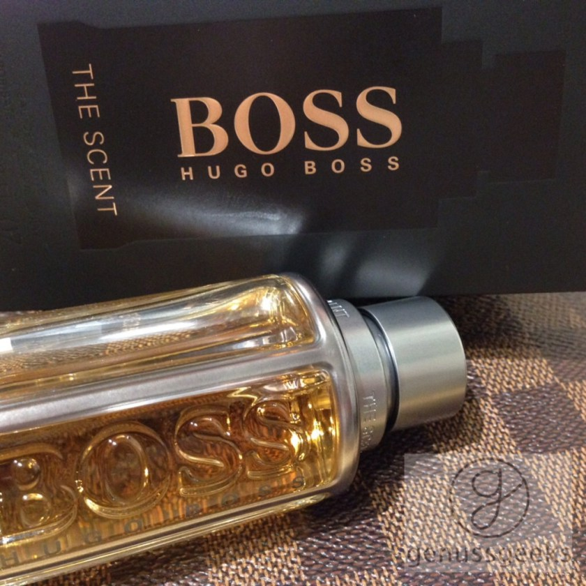 Hugo Boss The Scent Flaconi