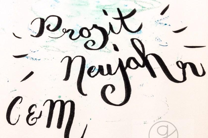 lettering brush lettering