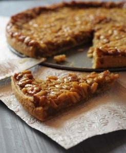 Gina de palma pine Tart #cakefriday