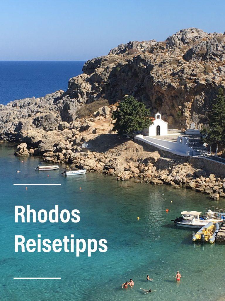 Rhodos Urlaubstipps Genussgeeks
