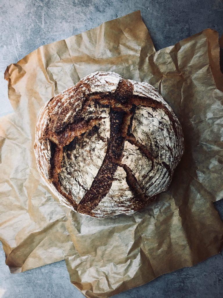 Brot backen genussgeeks Sauerteig