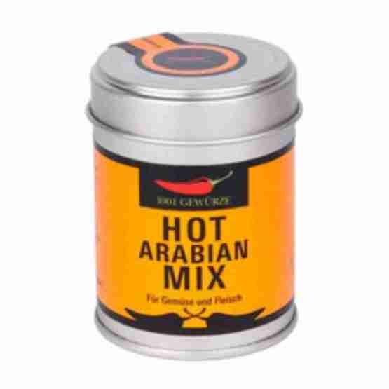 Genusswerk 1001 Gewürze Hot Arabian