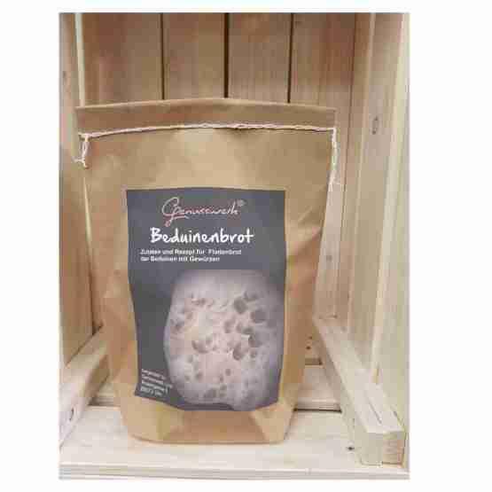 Genusswerk Brot Beduinenbrot