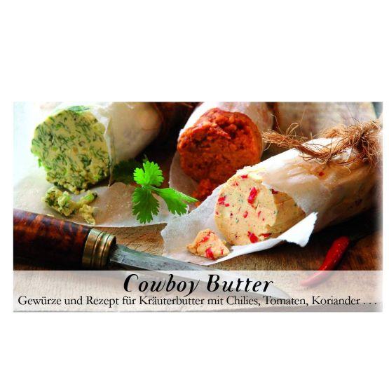 Genusswerk Feuer & Glas Cowboy Butter
