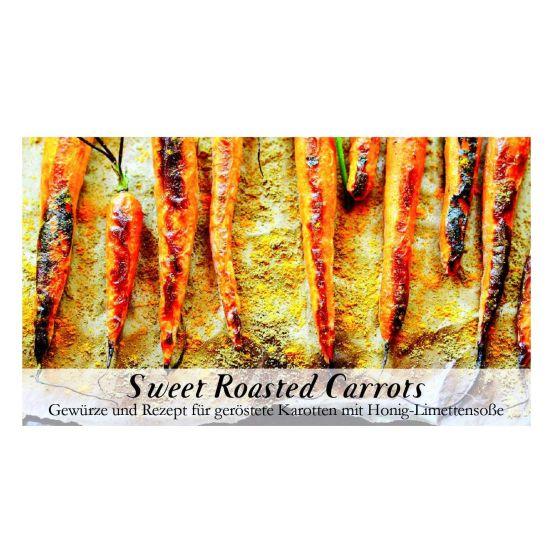 Genusswerk Feuer & Glas sweet roastet carots deckel