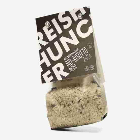 Genusswerk Reishunger Risotto Nero