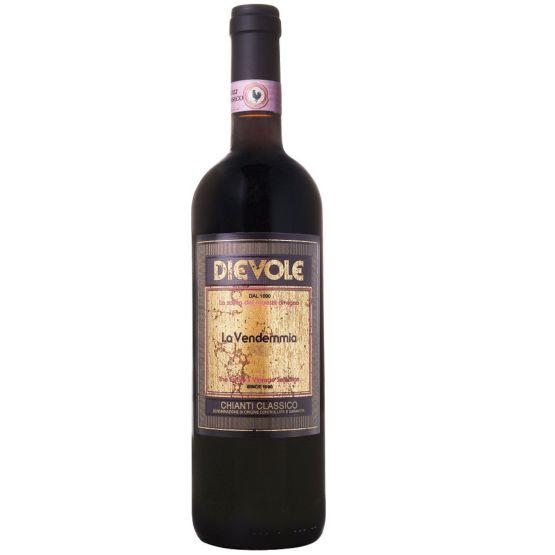 Genusswerk Rotwein Dievole chianti