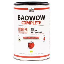 Genusswerk Superfood Baowow complete erdbeer