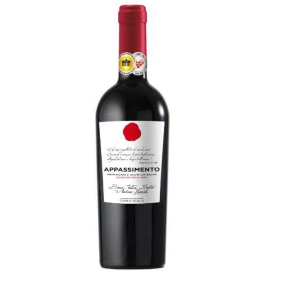 Genusswerk Wein Appasimento Carlo Scala